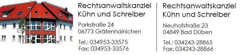 Rechtsanwälte Kühn & Schreiber